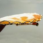 オーダーメイドブローチ カメオのワク巻き
